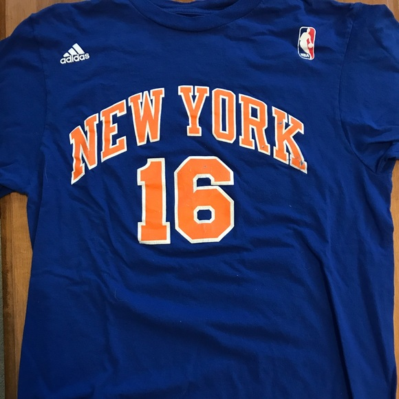 best service 9b522 f7c06 Steve Novak New York Knicks vintage t-shirt jersey